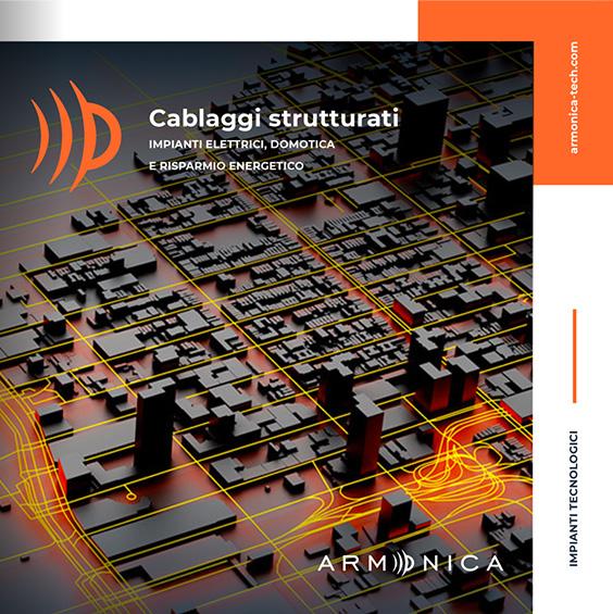 Brochure di presentazione Armonica - Impianti tecnologici